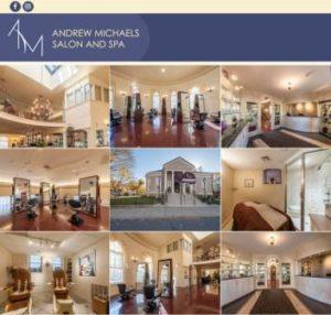 Andrew Michaels Salon and Spa Salem, MA