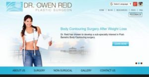 Dr. Reid Plastic Surgery Richmond BC Canada