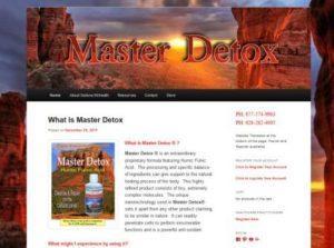 Master Detox