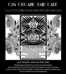 Qua Organic Hair and Skin Care
